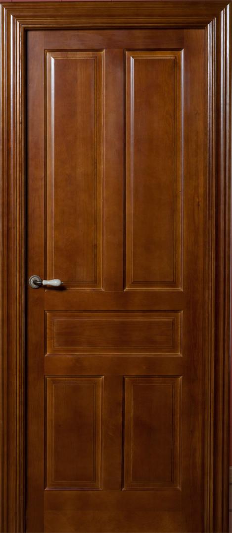 Puerta castellana seresola 25 recto bricoteo puertas for Puerta castellana pino