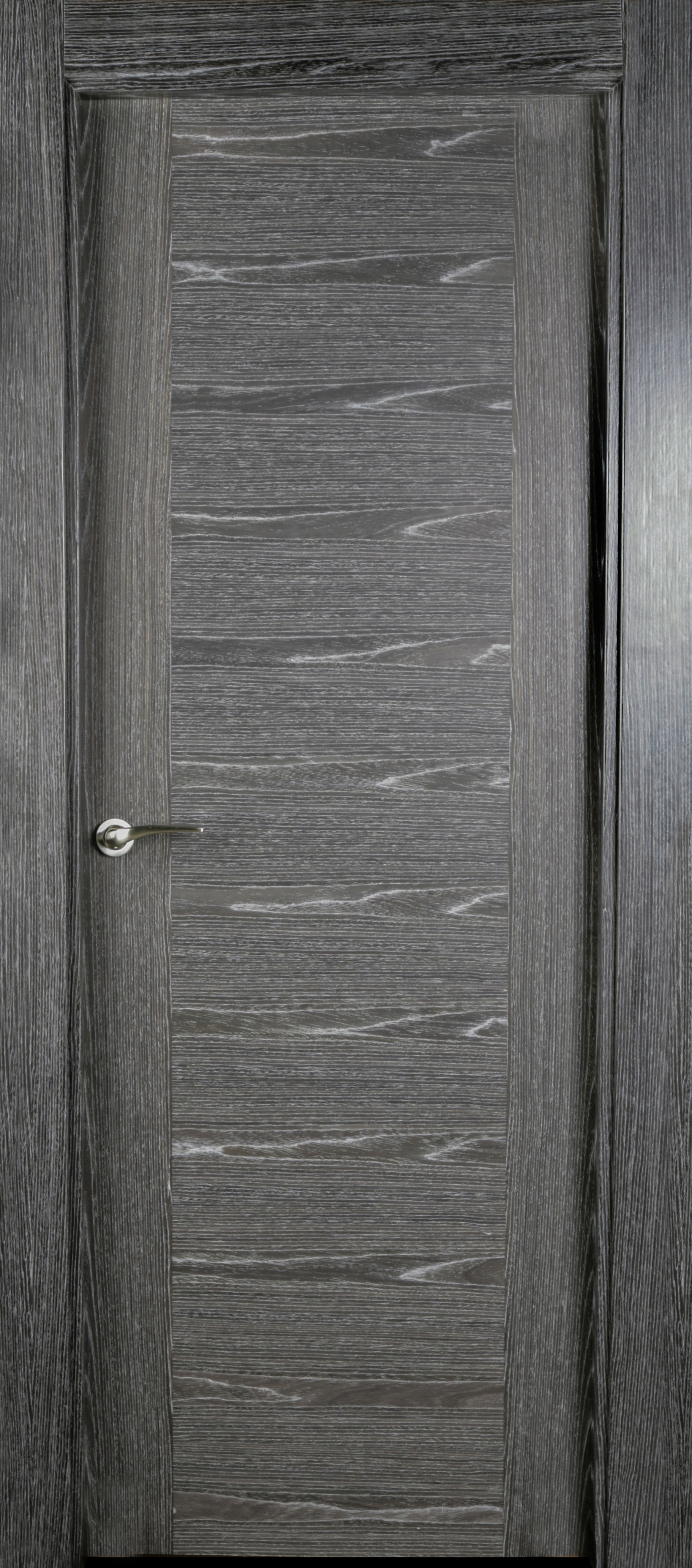 Como barnizar una puerta amazing puerta modelo rayas en roble barnizado con greca de madera - Como barnizar una puerta de madera ...