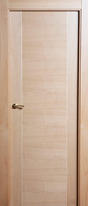 Puerta de madera uniarte lg t b haya vaporizada barniz - Puertas de haya vaporizada ...