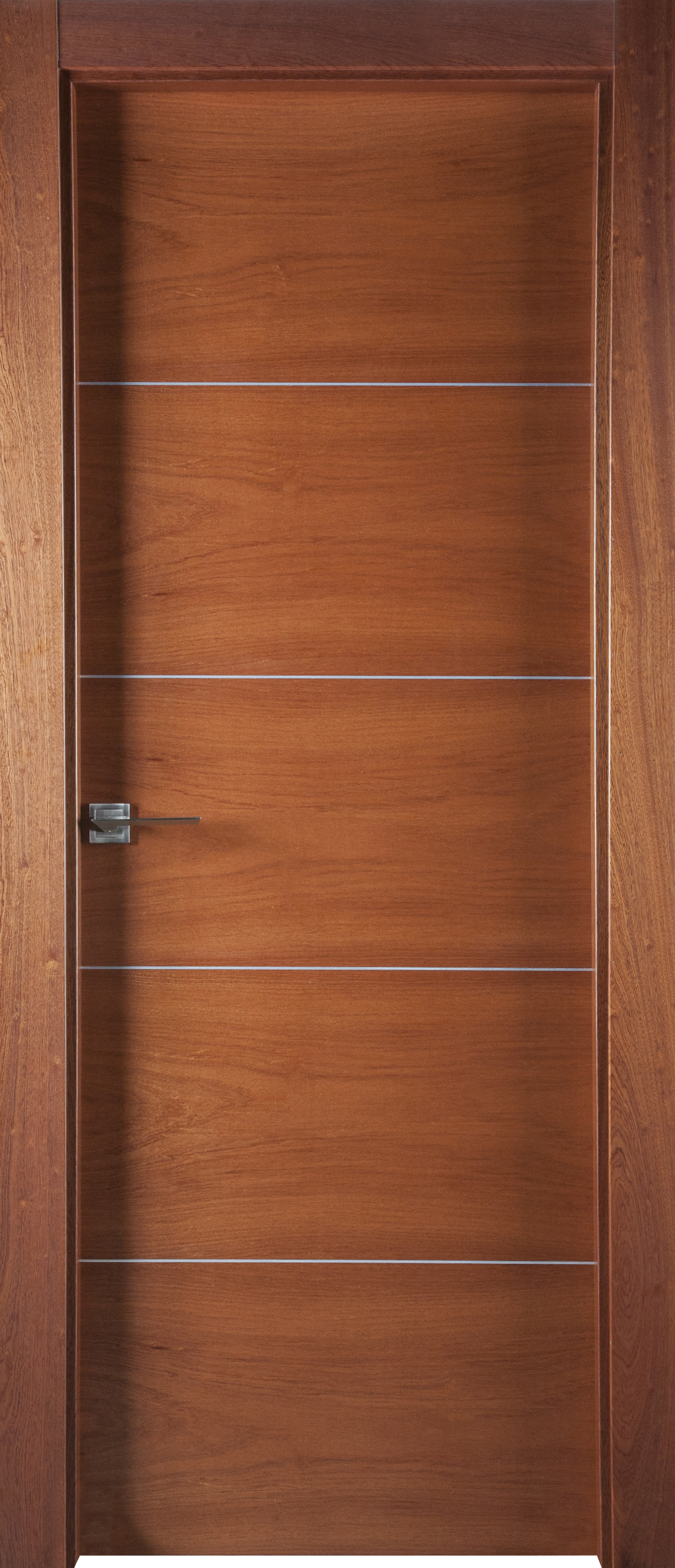 Puerta de madera uniarte vmt5 a bricoteo puertas granada for Puertas pivotantes madera