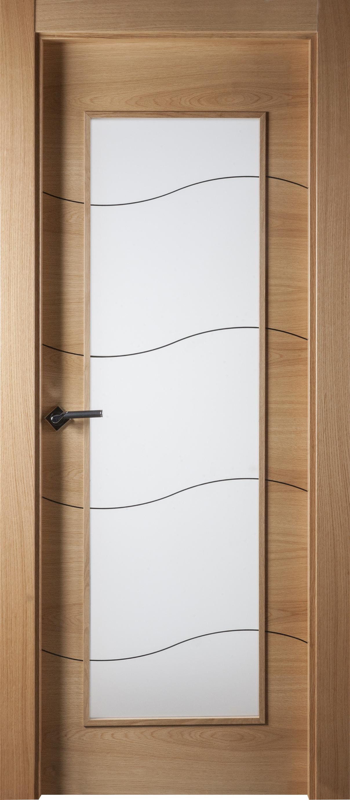 Puerta de madera uniarte vmct5 n bricoteo puertas granada for Remate de puertas de madera