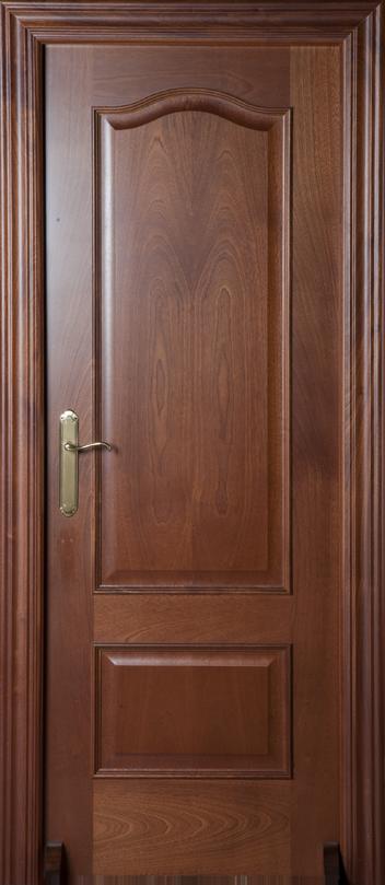 Puerta de madera uniarte 32m bricoteo puertas granada - Como barnizar una puerta de madera ...