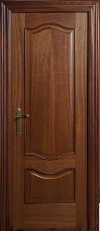 Puerta de madera uniarte 52 m bricoteo puertas granada for Remate de puertas de madera